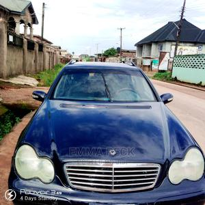 Mercedes-Benz C200 2003 Blue | Cars for sale in Edo State, Benin City