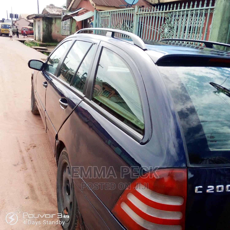 Mercedes-Benz C200 2003 Blue | Cars for sale in Benin City, Edo State, Nigeria