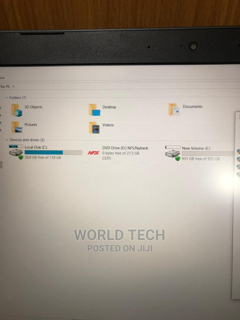 Archive: Laptop HP Omen 15 8GB Intel Core I7 SSHD (Hybrid) 1T