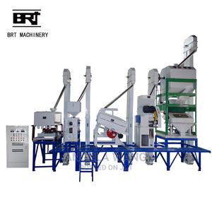 Automatic 20-30t/D Rice Mill Machinery Price Rice Mill Plant   Manufacturing Equipment for sale in Lagos State, Ajah