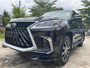 New Lexus LX 2020 570 AWD Black   Cars for sale in Abuja (FCT) State, Gwarinpa
