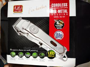 KIKI Stainless Rechargeable Clipper | Tools & Accessories for sale in Lagos State, Surulere
