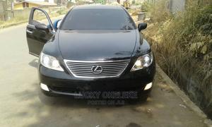 Lexus LS 2010 460 L AWD Black   Cars for sale in Kogi State, Lokoja