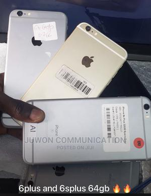 Apple iPhone 6s Plus 16 GB Gray   Mobile Phones for sale in Oyo State, Egbeda