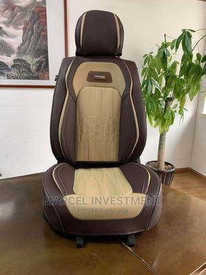 Original Leather Seat Cover for Toyota Cars   Vehicle Parts & Accessories for sale in Lagos State, Ajah