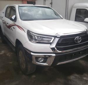 New Toyota Hilux 2020 White | Cars for sale in Lagos State, Surulere