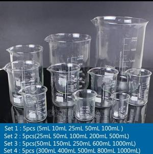 Beakers Laboratory | Medical Supplies & Equipment for sale in Rivers State, Port-Harcourt