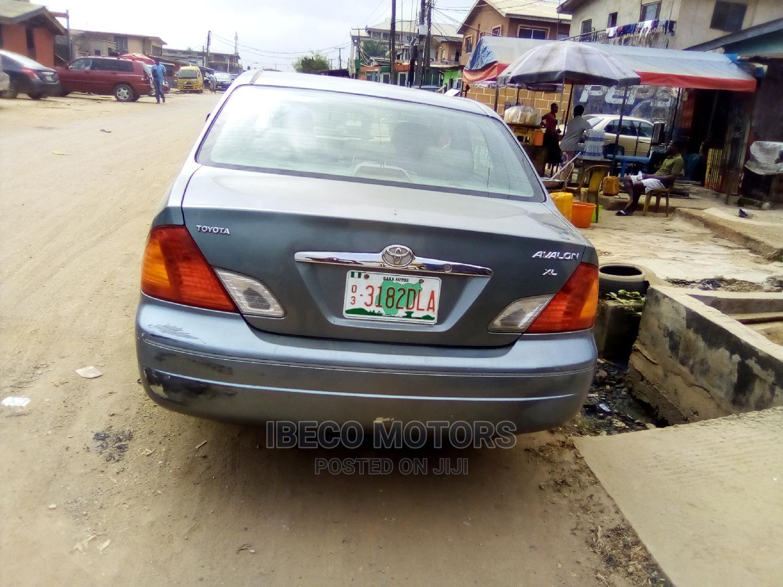 Toyota Avalon 2001 XL Buckets Green | Cars for sale in Amuwo-Odofin, Lagos State, Nigeria
