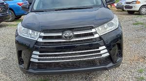Toyota Highlander 2017 LE 4x4 V6 (3.5L 6cyl 8A) Black | Cars for sale in Abuja (FCT) State, Lugbe District