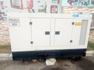Perkins Soundproof Generator 20KVA | Electrical Equipment for sale in Abuja (FCT) State, Wuse