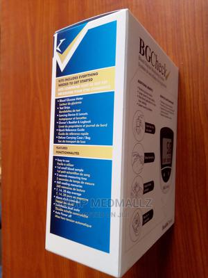 BG Check Blood Glucose Monitor | Medical Supplies & Equipment for sale in Lagos State, Ikeja