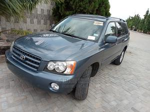 Toyota Highlander 2003 Blue | Cars for sale in Anambra State, Onitsha