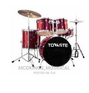 Tovaste Professional 5pcs Drumset   Musical Instruments & Gear for sale in Lagos State, Ojo