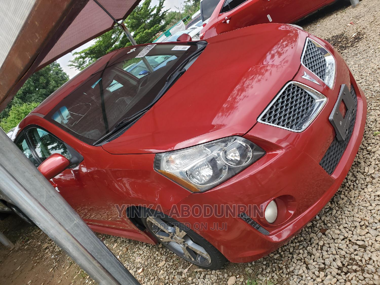 Archive: Pontiac Vibe 2010 2.4 GT Red