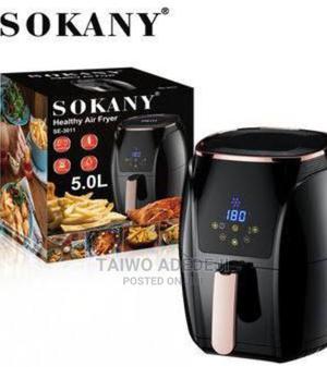 5L Digital Air Fryer   Kitchen Appliances for sale in Lagos State, Lagos Island (Eko)