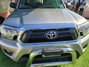 Toyota Tacoma 2014 Silver | Cars for sale in Lagos State, Ikeja