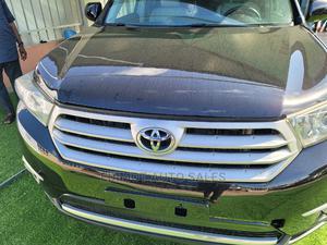 Toyota Highlander 2008 Sport Black | Cars for sale in Lagos State, Ikeja