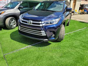 Toyota Highlander 2017 Blue | Cars for sale in Lagos State, Ikeja