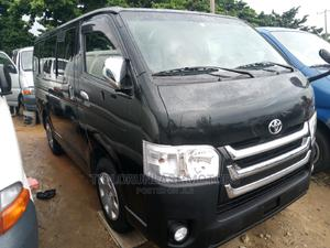 Toyota Hiace Black   Buses & Microbuses for sale in Lagos State, Apapa