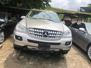 Mercedes-Benz M Class 2007 ML 350 4Matic Brown | Cars for sale in Lagos State, Apapa