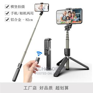Bluetooth Selfie-Stick   Accessories for Mobile Phones & Tablets for sale in Lagos State, Ojodu