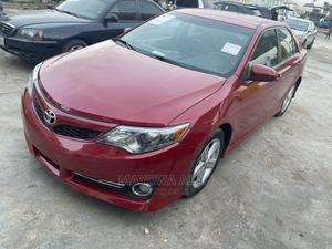 Toyota Camry 2014 Red   Cars for sale in Lagos State, Ojodu