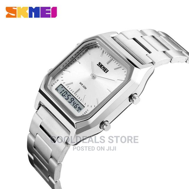 Archive: SKMEI Fashion Casual Men's Digital Waterproof Wrist Watch