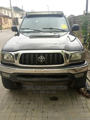 Toyota Tacoma 2003 Black | Cars for sale in Lagos State, Magodo