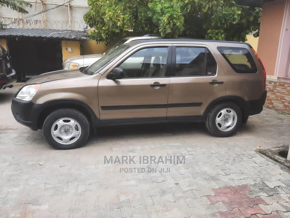 Archive: Honda CR-V 2004 2.0i ES Automatic Brown