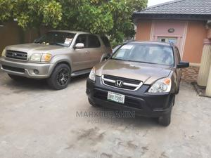 Honda CR-V 2004 2.0i ES Automatic Brown | Cars for sale in Lagos State, Ajah