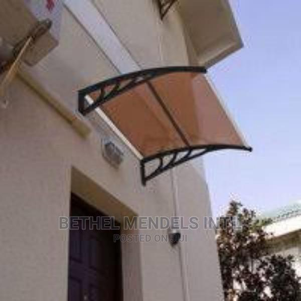 1.2m * 1m Window Awning and Door Canopy for Sale in Ikeja. | Garden for sale in Ikeja, Lagos State, Nigeria