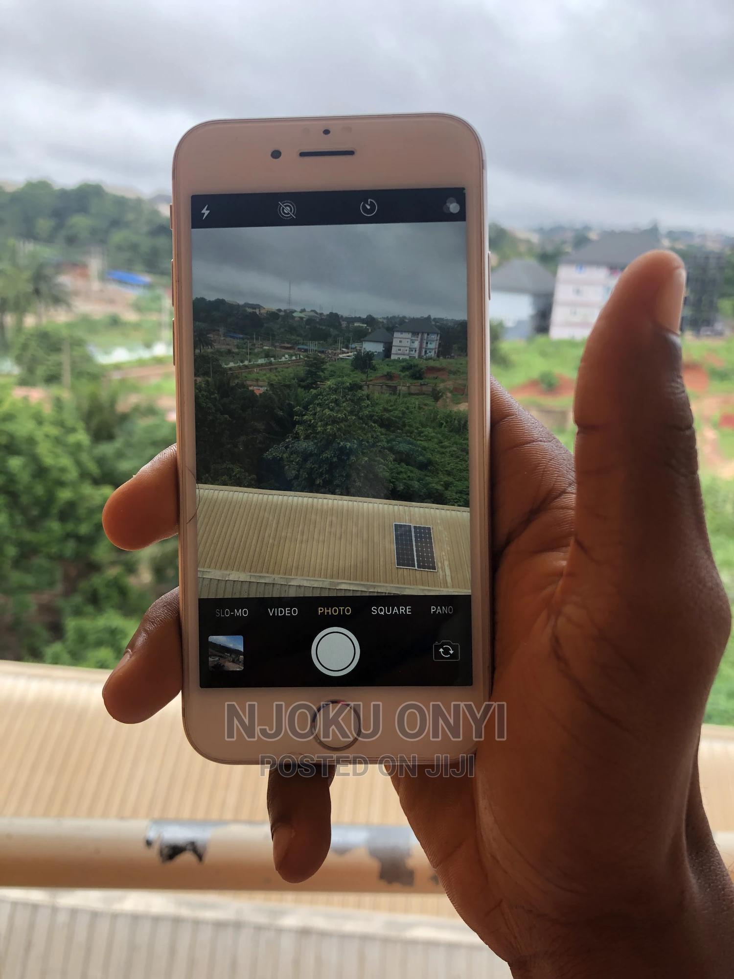 Apple iPhone 8 64 GB White | Mobile Phones for sale in Enugu, Enugu State, Nigeria