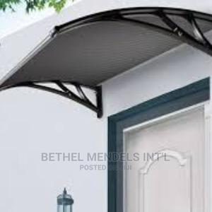 Impressive 1.2m * 1m Door Awning and Window Canopy for Sale | Garden for sale in Lagos State, Ikeja