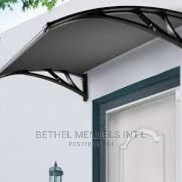 Impressive 1.2m * 1m Door Awning and Window Canopy for Sale