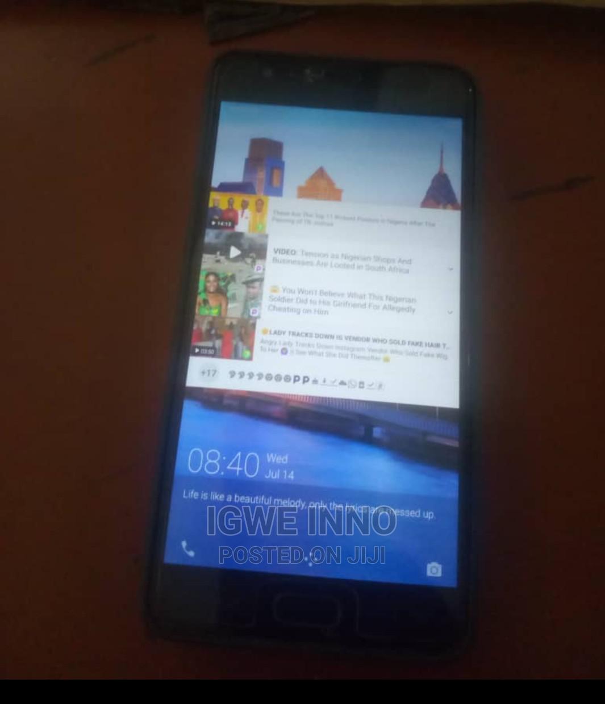 Archive: Infinix Note 4 Pro 32 GB Black