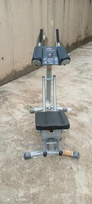 Ab Coaster Abdominal Workout Machine   Sports Equipment for sale in Lagos State, Victoria Island
