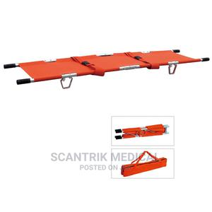 Stretcher Folding Portable Simple   Medical Supplies & Equipment for sale in Bayelsa State, Ekeremor