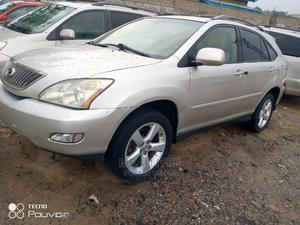 Lexus RX 2008 350 AWD Silver | Cars for sale in Lagos State, Amuwo-Odofin