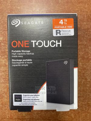 4TB Seagate One Touch External HDD   Computer Hardware for sale in Lagos State, Ikeja