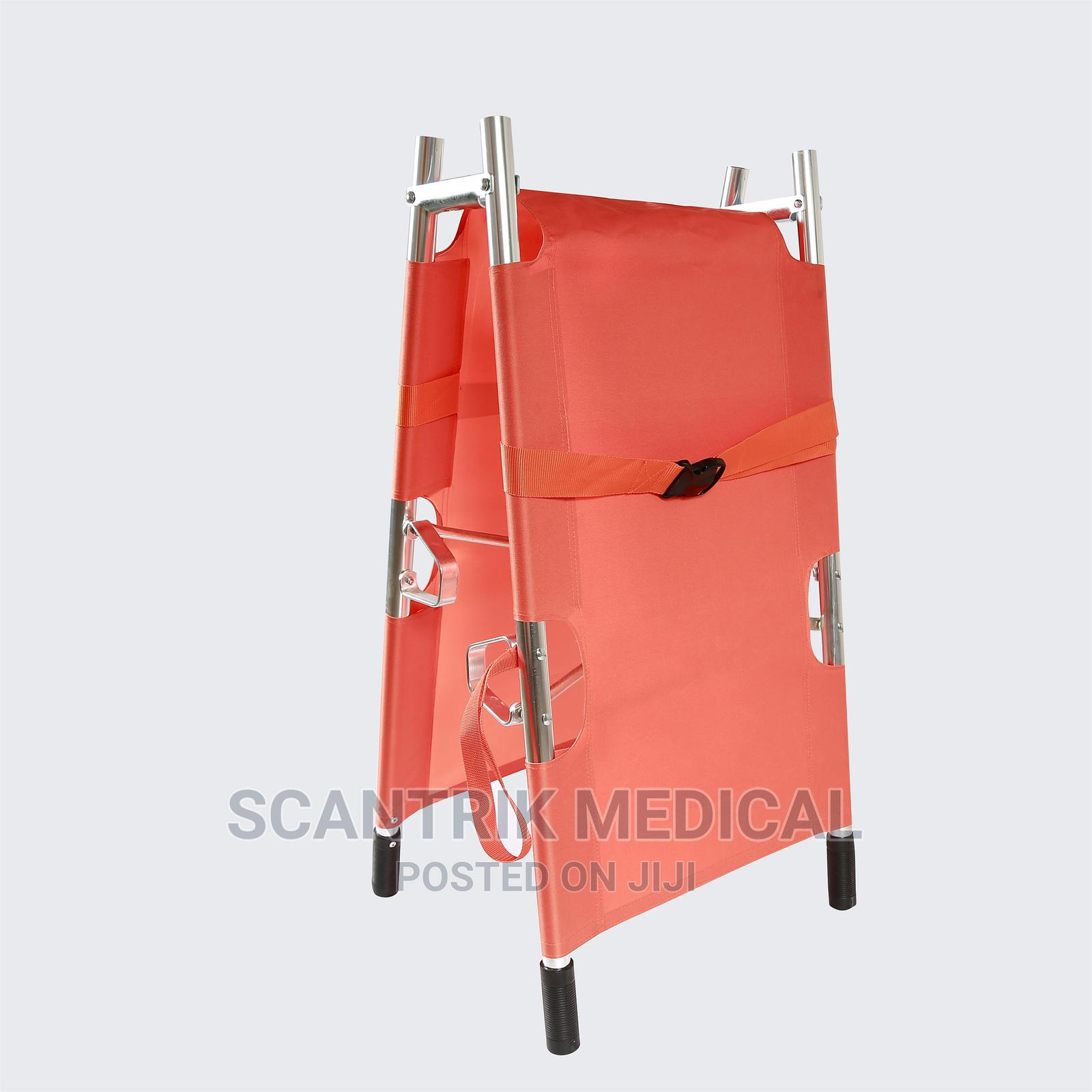 Folding Portable Camping Bed Stretcher