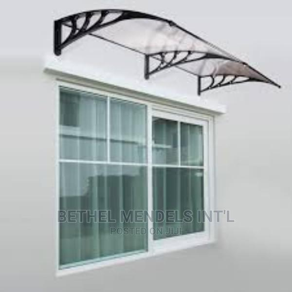 Durable 2(1.2m * 1.2m) Door and Window Canopy Kit   Garden for sale in Ikeja, Lagos State, Nigeria