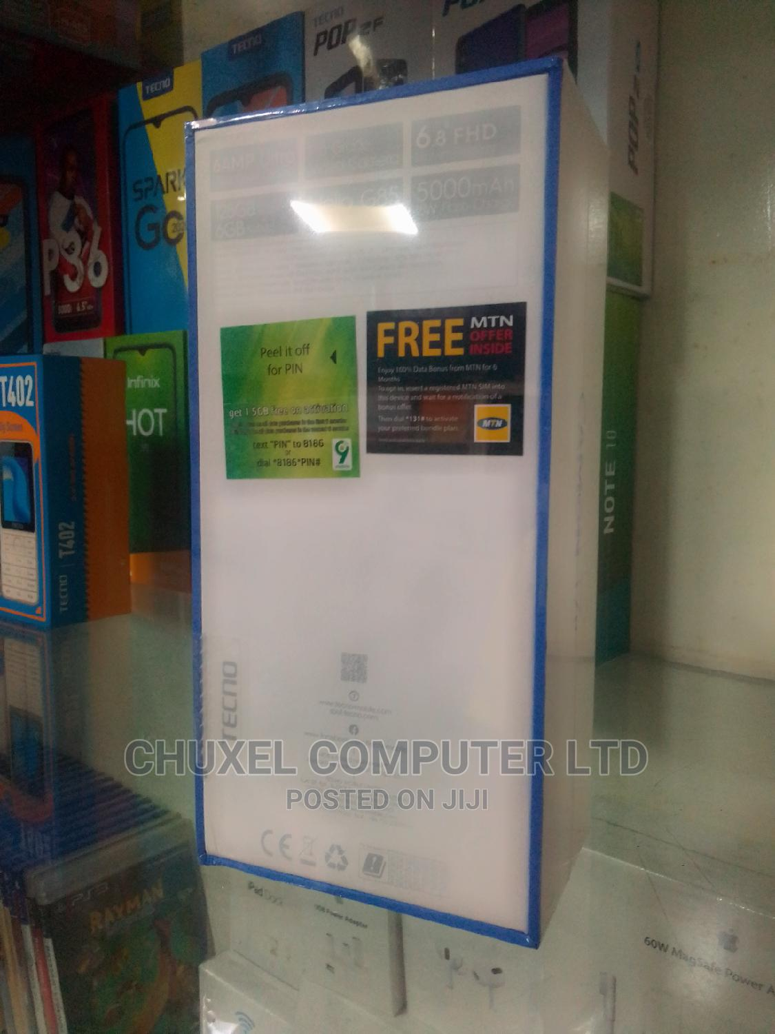 New Tecno Camon 17P 128 GB | Mobile Phones for sale in Port-Harcourt, Rivers State, Nigeria