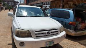 Toyota Highlander 2007 White | Cars for sale in Lagos State, Ifako-Ijaiye