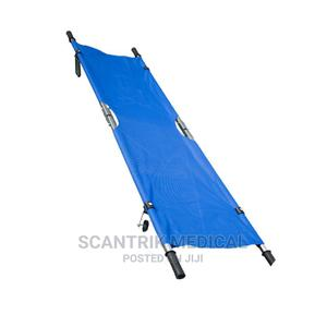 Portable Backpack Folding Stretcher First-Aid   Medical Supplies & Equipment for sale in Abia State, Osisioma Ngwa