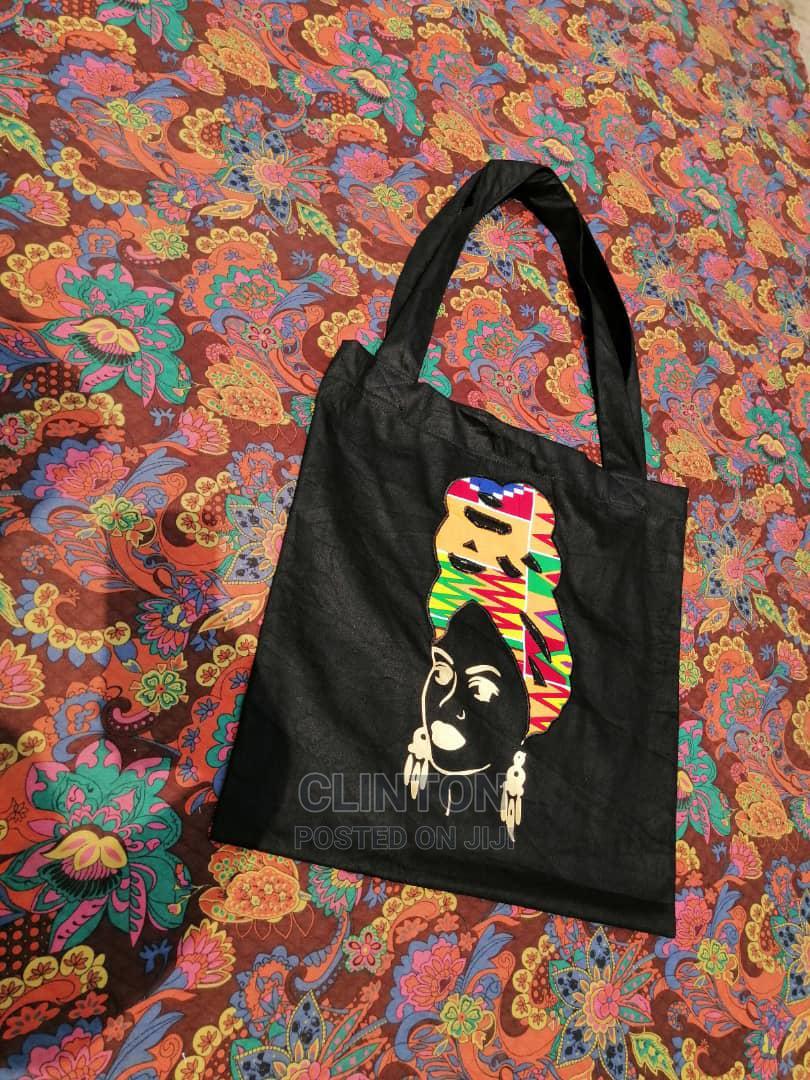 Custom Made Tote Bags