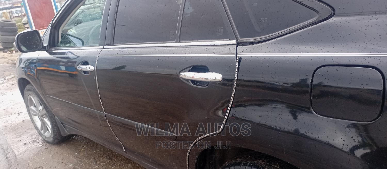 Archive: Lexus RX 2006 400h Black