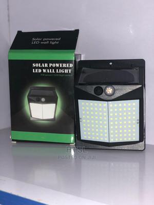 3 Mode Solar Motion Sensor Garden/Wall LED Light | Solar Energy for sale in Ogun State, Abeokuta South