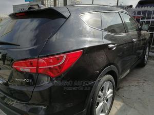 Hyundai Santa Fe 2013 Sport 2.0T Black | Cars for sale in Lagos State, Ikeja