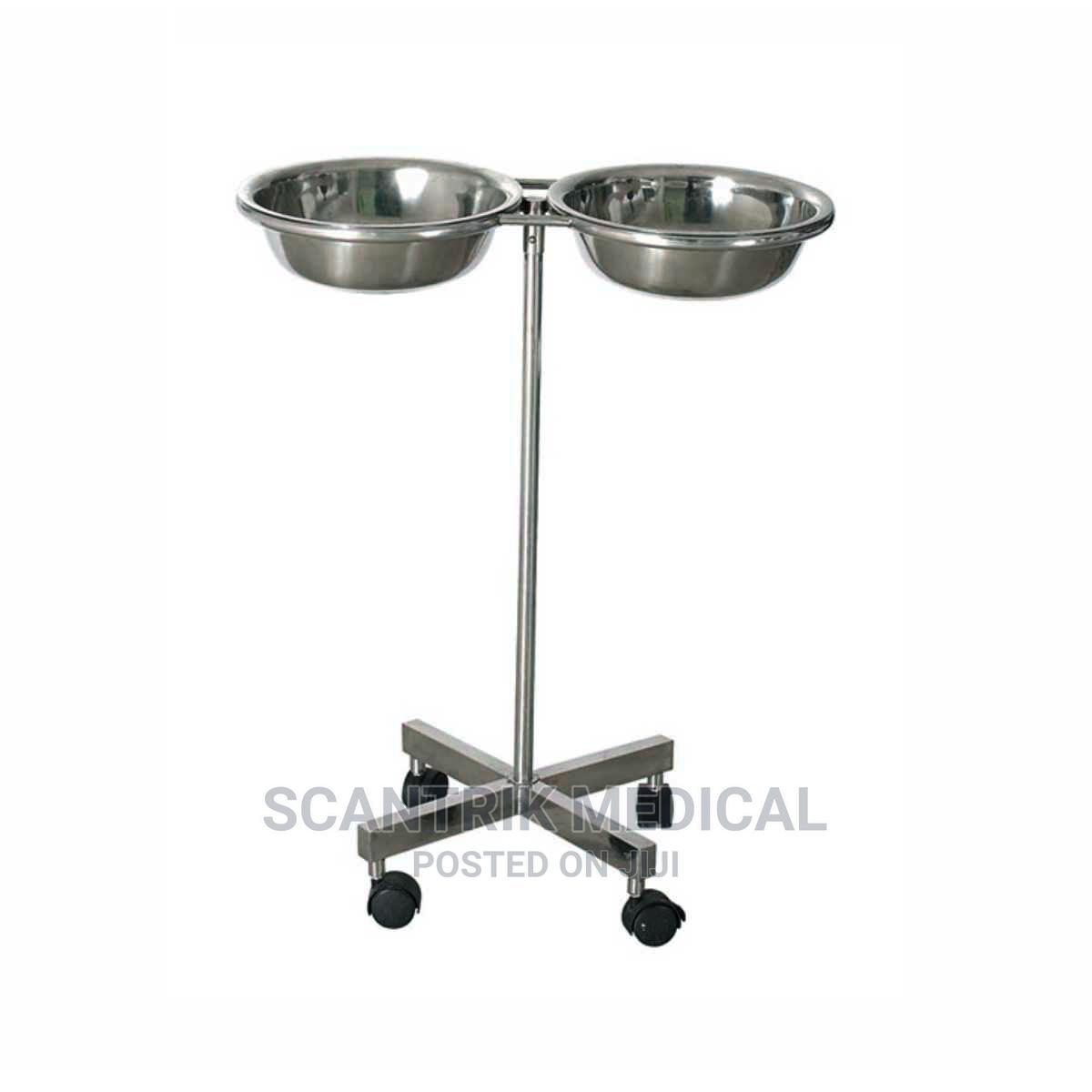 High Quality Basin Stand Hospital Bowl Stand Wash Hand Stand
