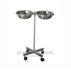 High Quality Basin Stand Hospital Bowl Stand Wash Hand Stand | Medical Supplies & Equipment for sale in Rivers State, Port-Harcourt